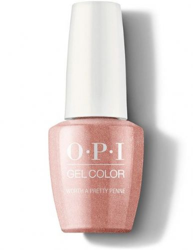 OPI Gelcolor Worth a pretty penne